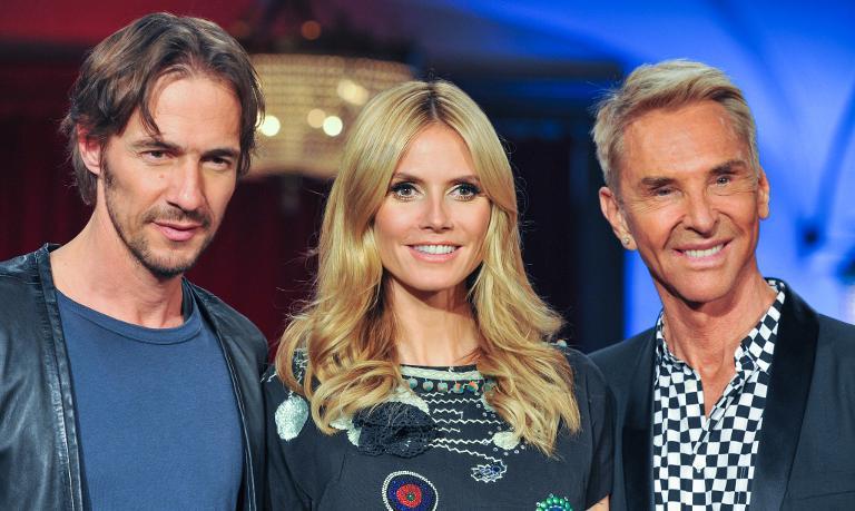 "Joop nicht mehr in Jury von ""Germany's Next Topmodel"" (© 2015 AFP)"