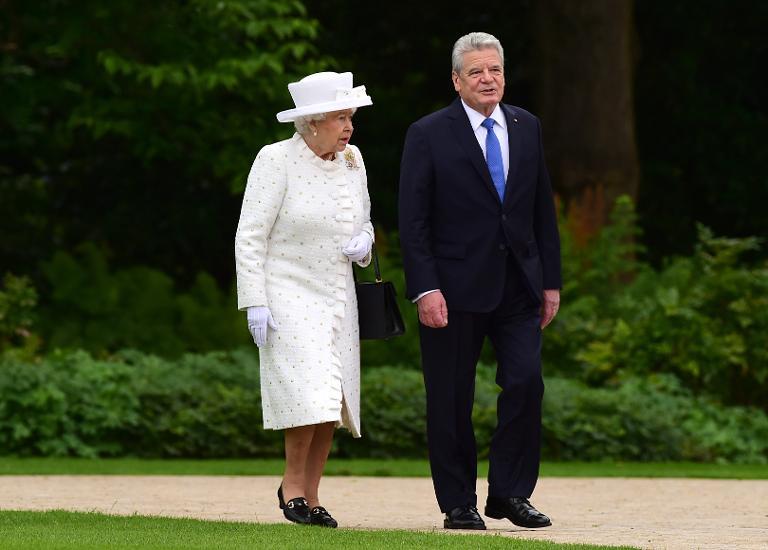 Deutsche haben keine Sehnsucht nach Monarchie (© 2015 AFP)