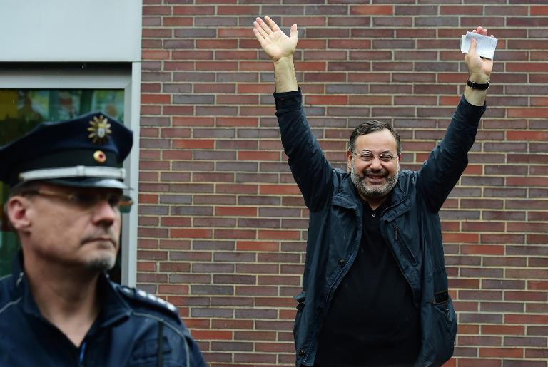 Berlin zieht nach Fall Mansur erste Konsequenzen (© 2015 AFP)