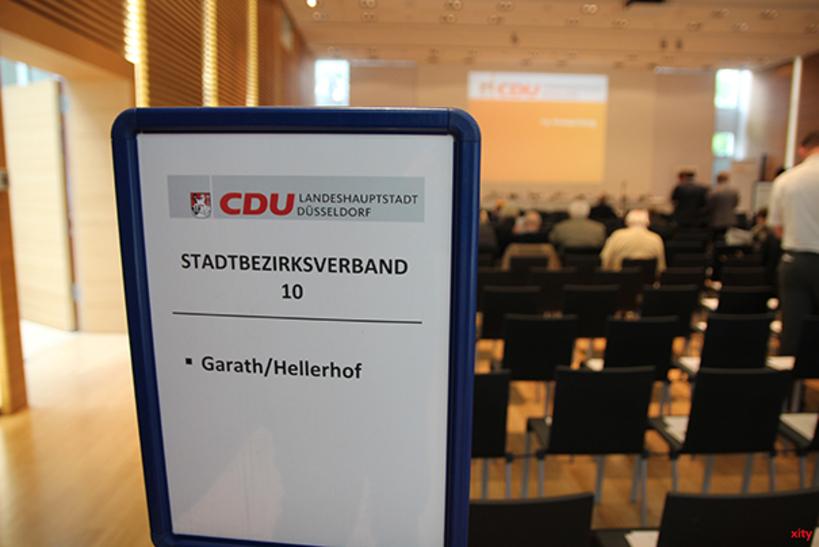 Thomas Jarzombek remains Chairman of the CDU Dusseldorf (Photo: Xity)
