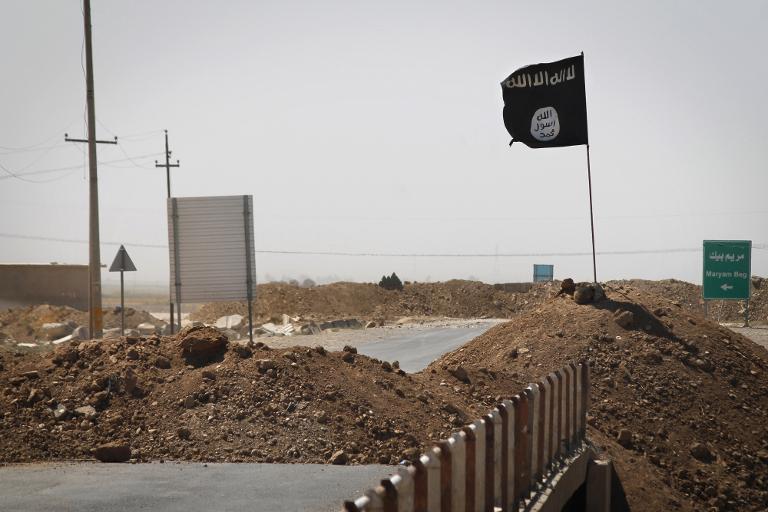 IS-Anweberinnen suchen offenbar gezielt junge Deutsche (© 2015 AFP)