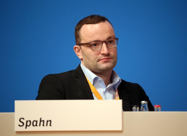 CDU-Politiker fordern Offenheit für Schwarz-Grün (© 2015 AFP)