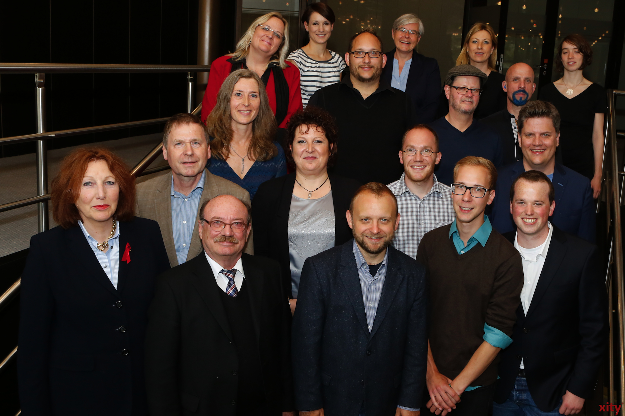 Die Preisträger des 20. Medienpreises(Foto: xity)