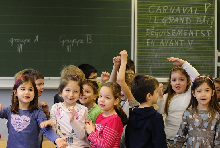 Mehr als jedes sechste Kind leidet unter großem Stress (© 2015 AFP)