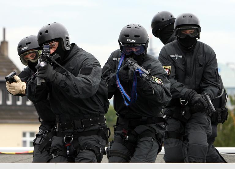 Justiz ermittelt wegen Kölner SEK-Skandals (© 2015 AFP)