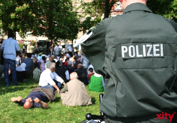 Wachsende Gewalt gegen Polizisten: GdP schlägt Alarm (Foto: xity)