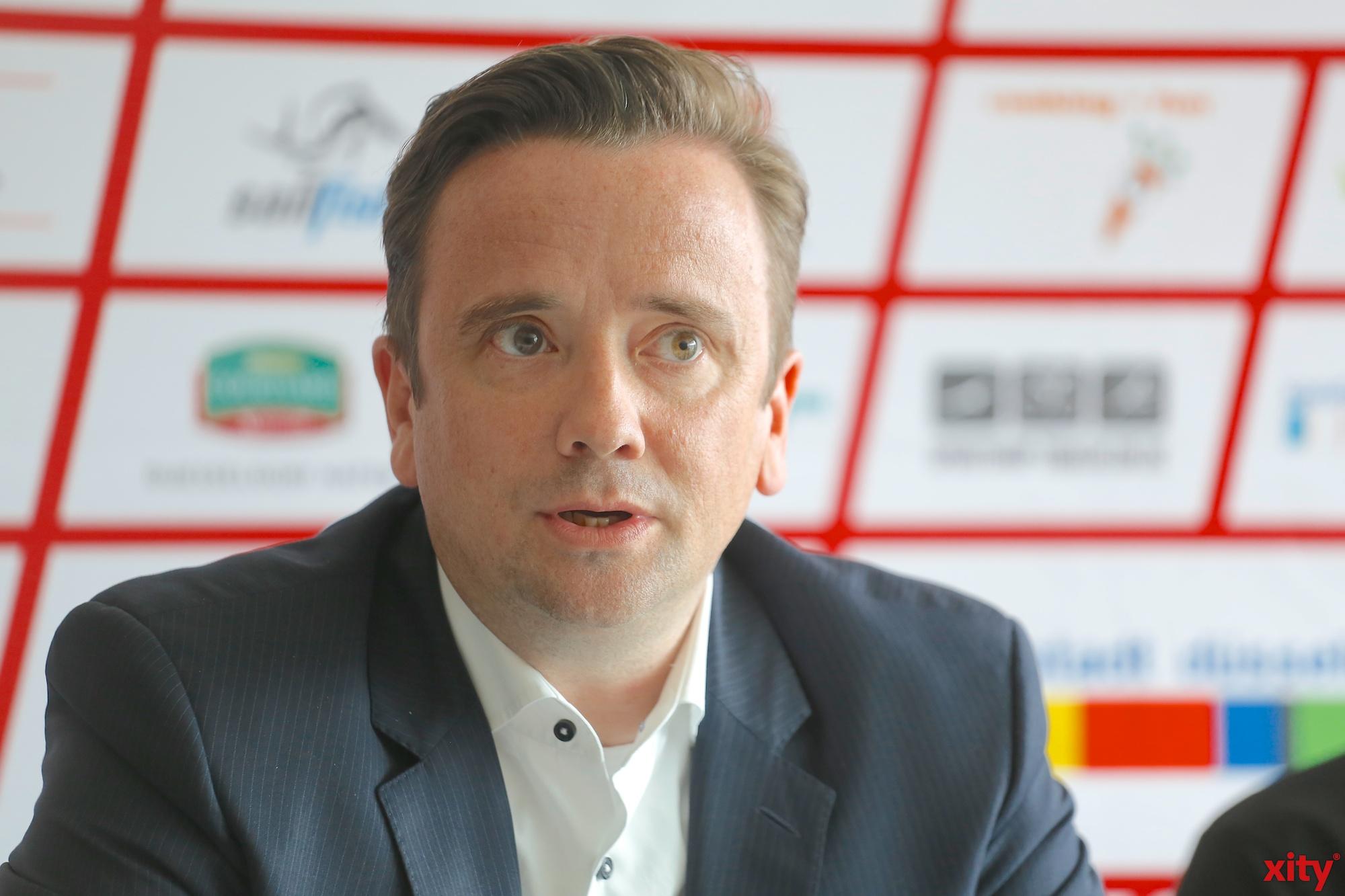 Martin Ammermann, Geschäftsführer Düsseldorf Congress Sport & Event (Foto: xity)