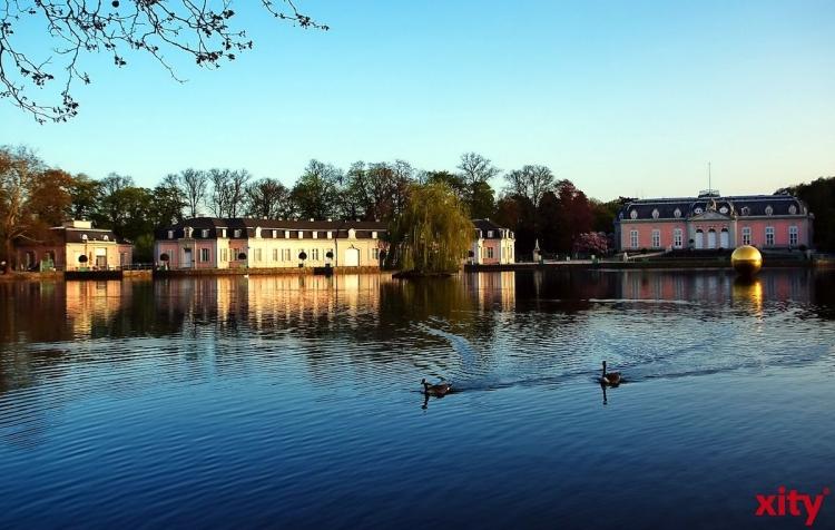 Rundgang durch den Benrather Schlosspark(Foto: xity)