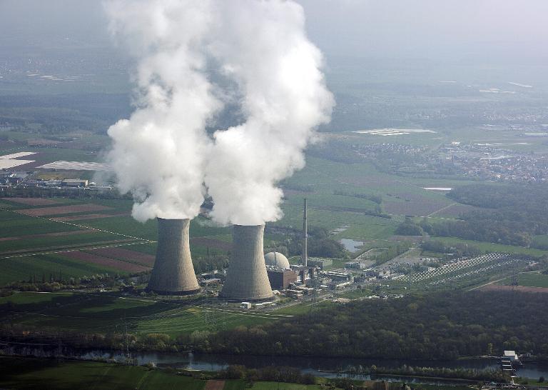 """Akw-Stilllegung: Industrie will """"verlässlichen Fahrplan"""" (© 2015 AFP)"""
