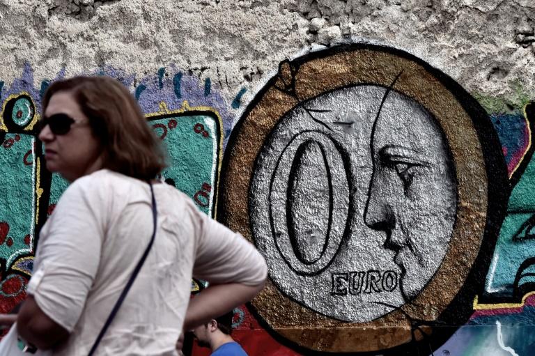 Griechenland: 80 Milliarden Euro deutsches Ausfallrisiko (© 2015 AFP)