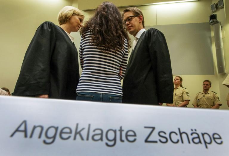 NSU-Prozess: Zschäpes Antrag auf Unterbrechung abgelehnt (© 2015 AFP)