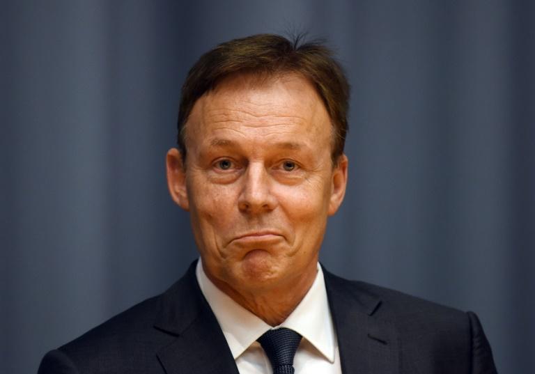 Edathy-Ausschuss befragt SPD-Fraktionschef Oppermann (© 2015 AFP)