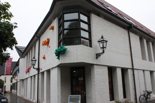 """Japanische Sonderausstellung """"Kirschblüten und Haifischhaut"""" in Krefeld (Foto: xity)"""