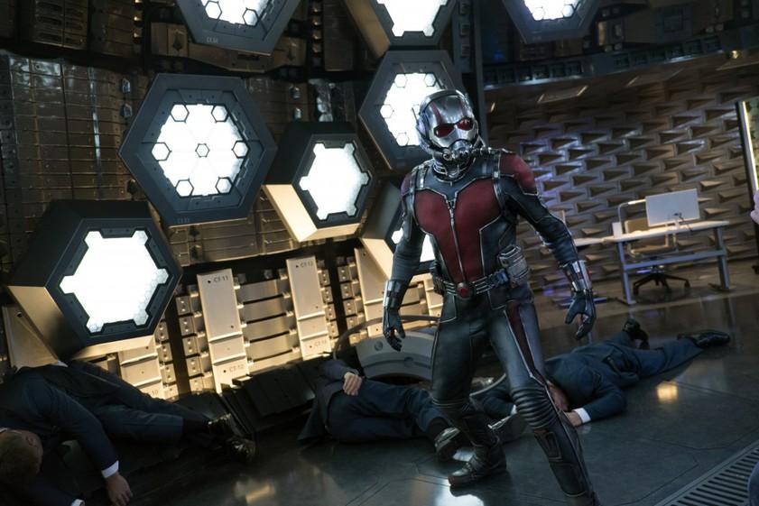 Ant-Man (Foto: Walt Disney)