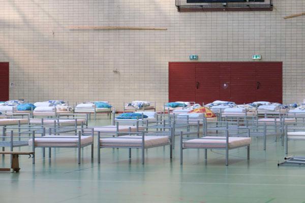Es handelt sich um Männer, Frauen und Kinder ganz unterschiedlichen Alters (Foto: Stadt Krefeld)
