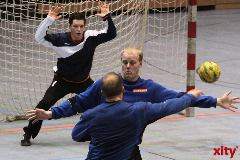 Am Samstag muss der HSG Krefeld gleich gegen zwei Zweitligisten ran.(Foto: xity)