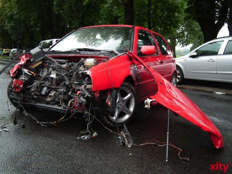 Im Mai 2015 kamen in Deutschland bei Verkehrsunfällen nach vorläufigen Ergebnissen 299 Menschen ums Leben(Foto: xity)