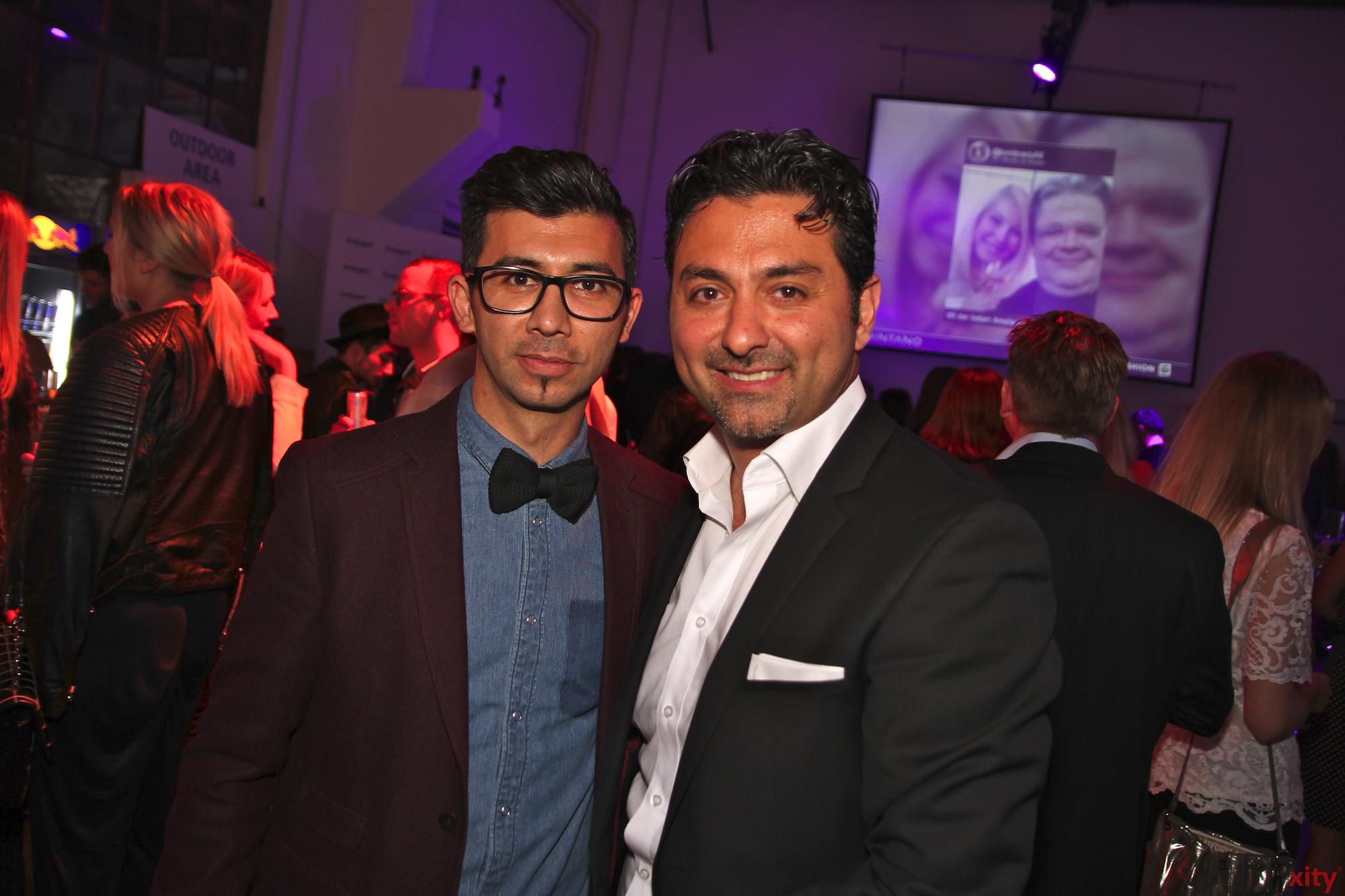Shahin Moghadam, Geschäftsführer von unique europe (Foto: xity)