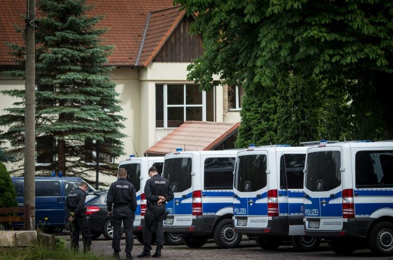 Anschlag auf Auto von Linken-Stadtrat in Freital (© 2015 AFP)