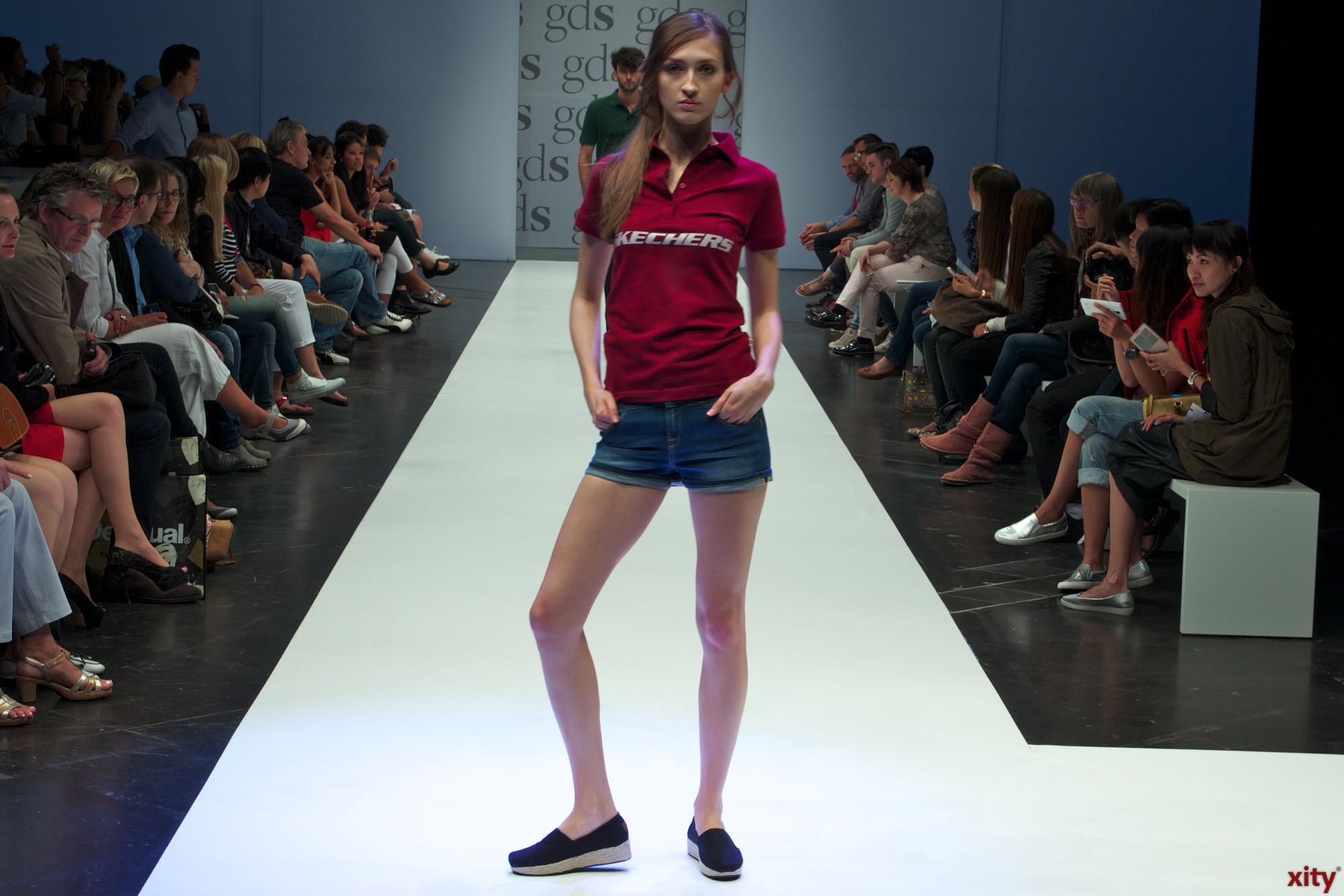 Bei den Modenschauen konnten sich die Fachbesucher einen Eindruck von den neuesten Modellen machen (Foto: xity)
