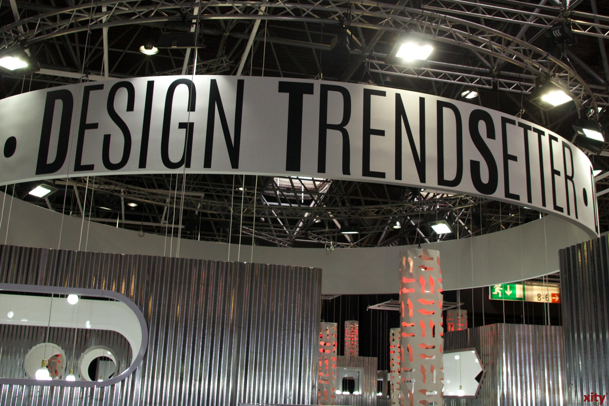 Design und Trends sind die Schlagwörter auf jeder GDS (Foto: xity)