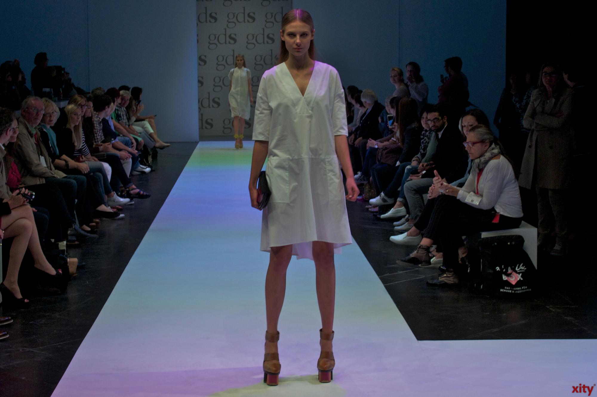 Natürlich standen die Füße der Models bei der GDS im Mittelpunkt (Foto: xity)