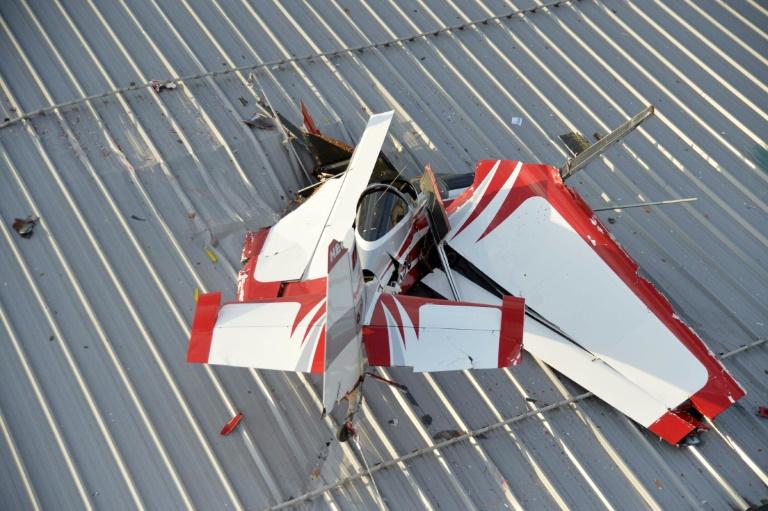 Pilot stirbt bei Sportflugzeugabsturz im Schwarzwald (© 2015 AFP)
