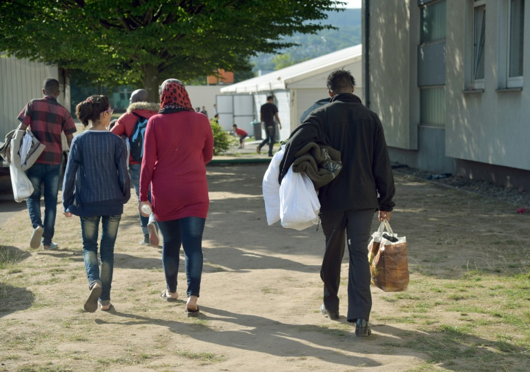 Steigende Flüchtlingszahlen: Druck auf den Bund wächst (© 2015 AFP)