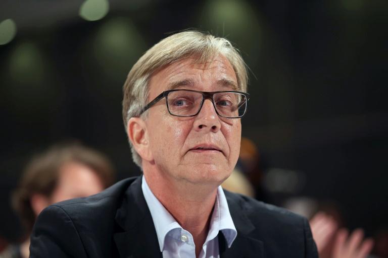 Bartsch: Linke ist regierungsfähig (© 2015 AFP)