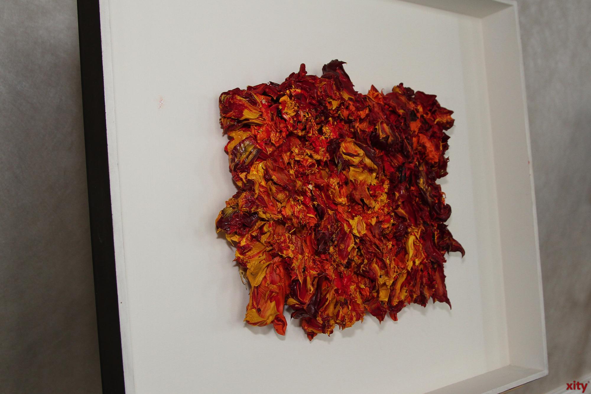Seine Werke beschäftigen sich mit den Geschehnissen der vergangenen 40 Jahre  (Foto: xity)