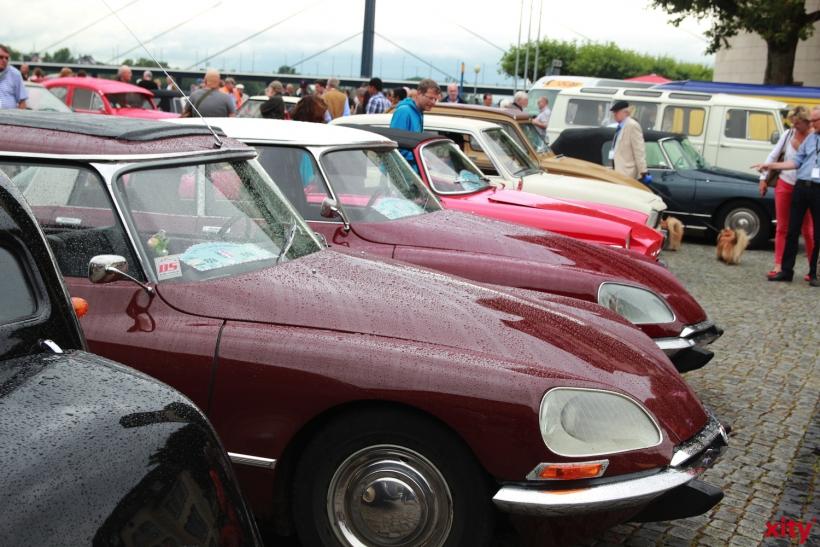 Der Markt rund um historische Fahrzeuge boomt (Foto: xity)