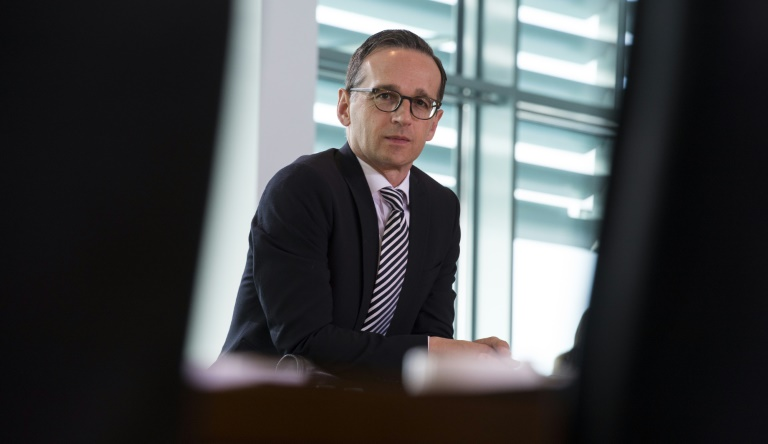 "Grüne nehmen Maas in ""Netzpolitik""-Affäre ins Visier (© 2015 AFP)"