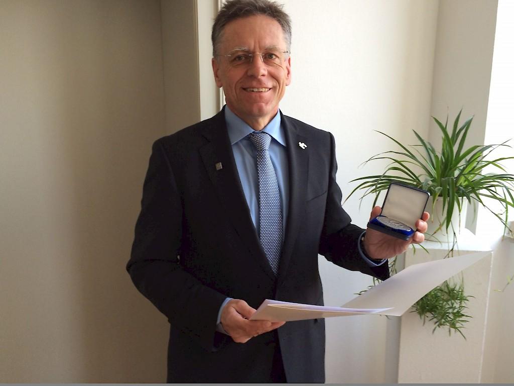 Landrat Hans-Jürgen Petrauschke lud Vertreter der Städte und Gemeinden zu einem Spitzentreffen ein(Foto: CDU Neuss)
