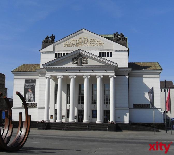 """Mit der Duisburg-Premiere von Martin Schläpfers """"7"""" eröffnet das Theater Duisburg die neue Spielzeit (Foto: xity)"""