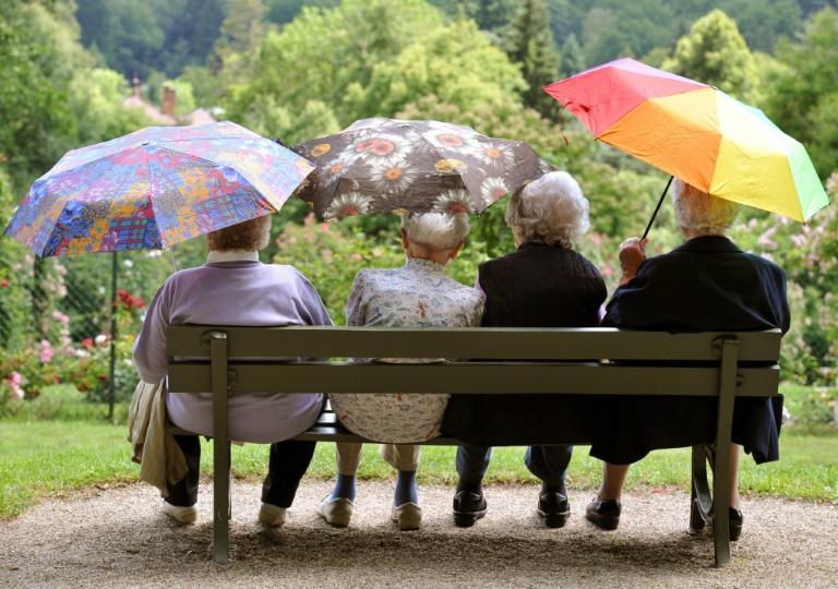 Deutsche Rentenversicherung profitiert von Zuwanderung (© 2015 AFP)