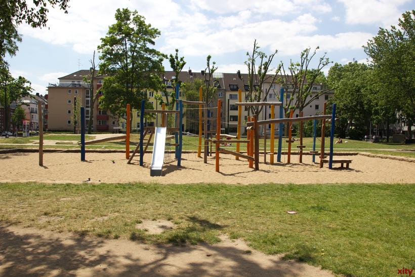 """Spielplatz Fungendonk landet auf Platz 23 der """"Fanta Spielplatz Initiative"""" (Foto: xity)"""