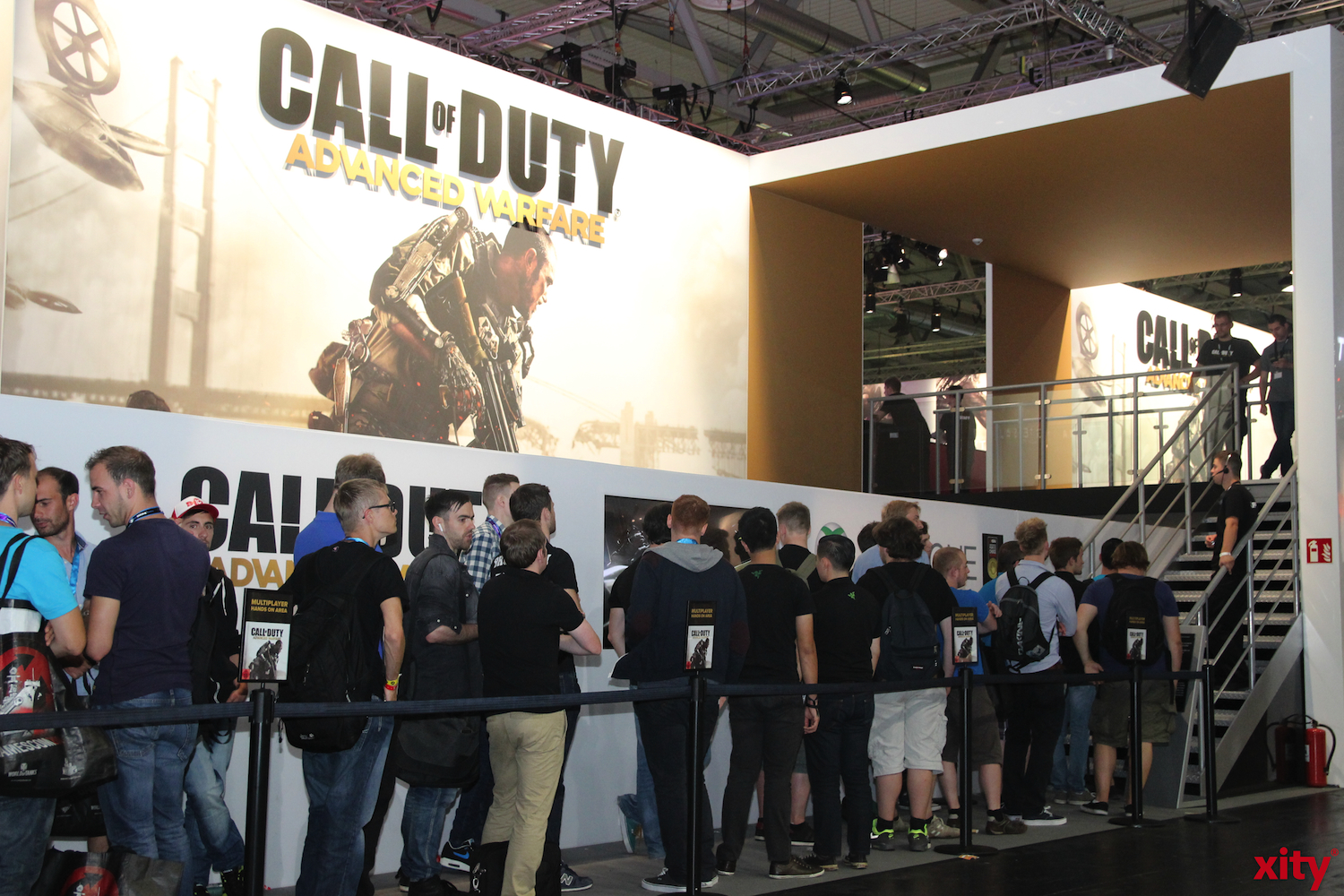 Call of Duty - Advanced Warfare was one of the crowd favorites of last year (Photo: Xity)