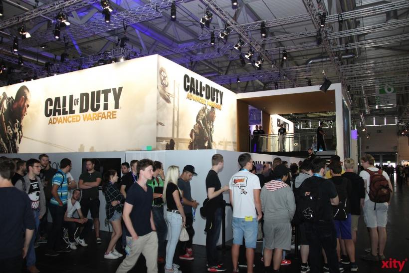 Call of Duty - Advanced Warfare war einer der Publikumslieblinge des letzten Jahres (Foto: xity)