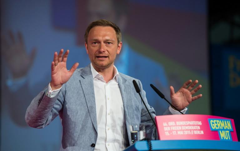 FDP liegt in Umfrage wieder bei fünf Prozent (Foto: Bernd von Jutrczenka/dpa)