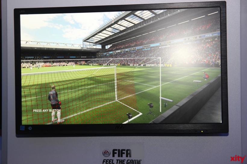 """FIFA 16 ist in der Kategorie """"Best Sports Game"""" nominiert (Foto: xity)"""