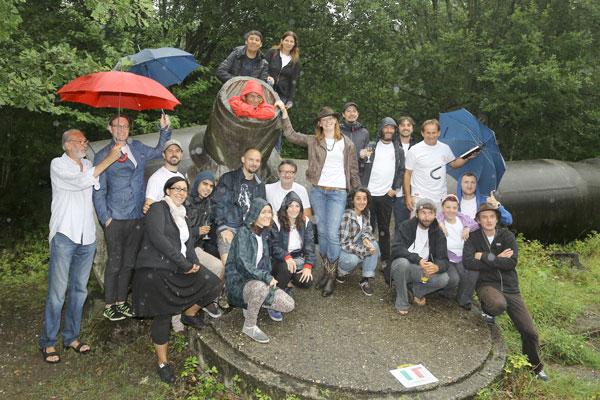 Wood Art Gallery im Umweltzentrum ist eröffnet (Foto: Stadt Krefeld)