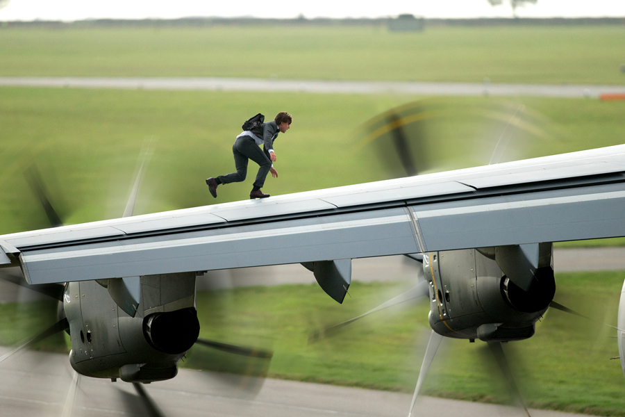 Mission: Impossible - Rogue Nation (Foto: Paramount Pictures)