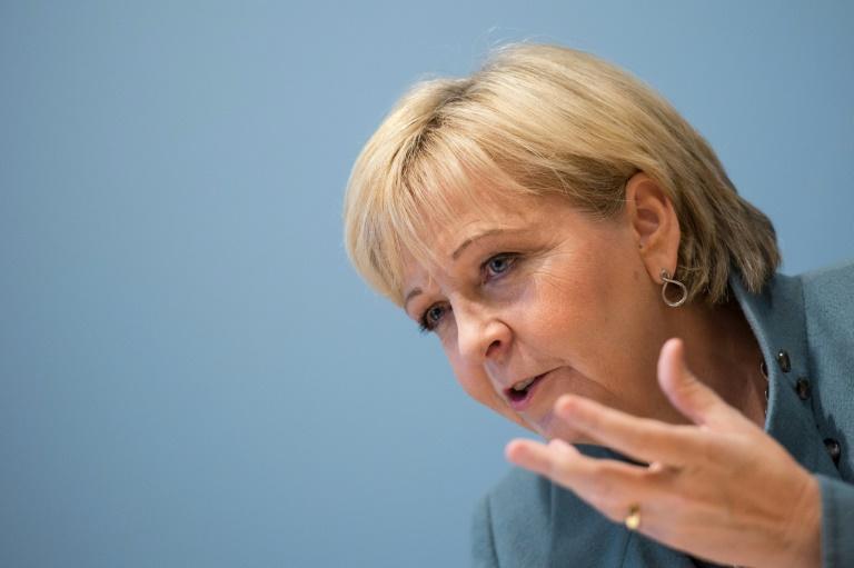 Kraft für Aufstellung von SPD-Kanzlerkandidat (© 2015 AFP)