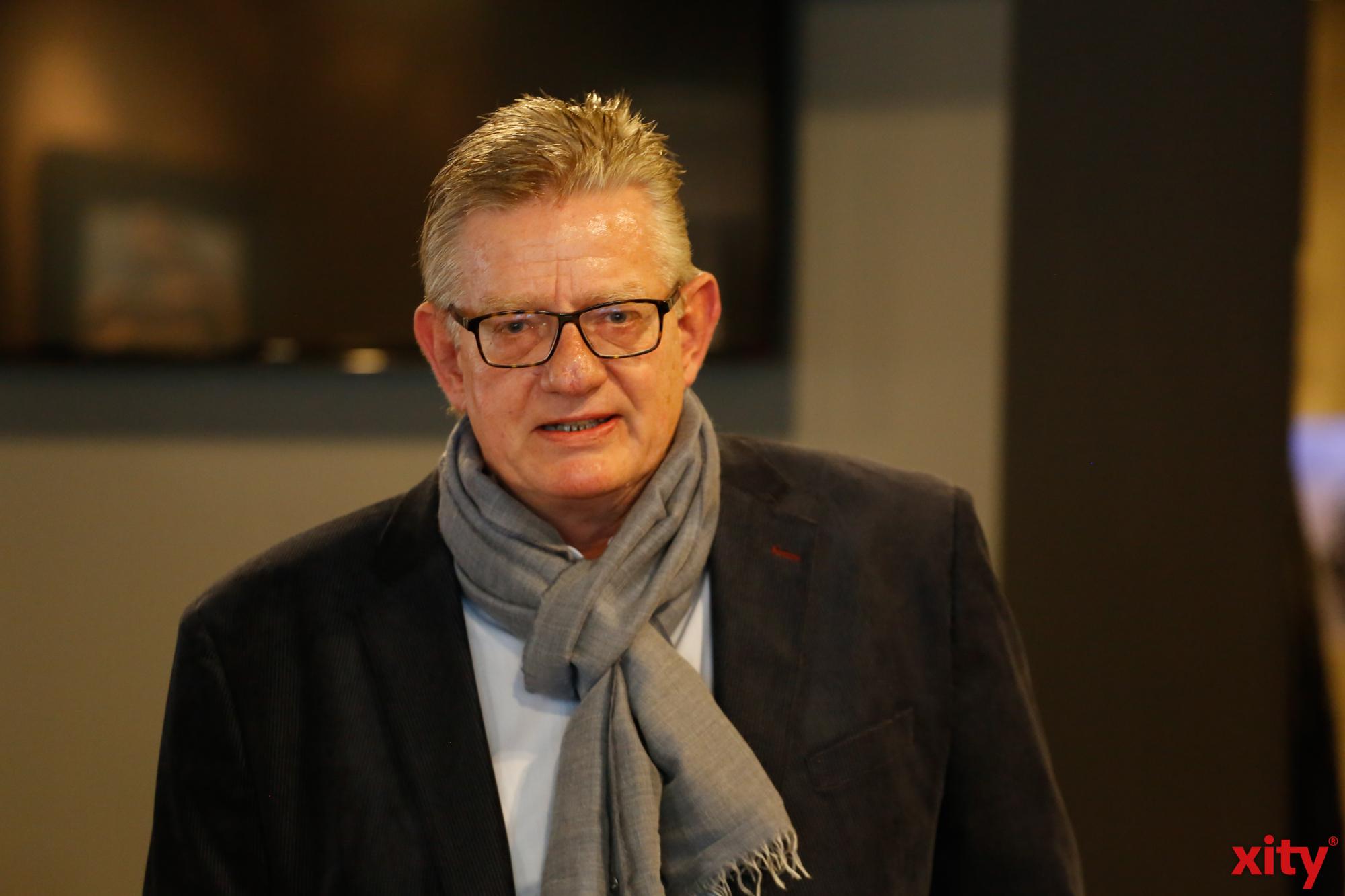 Schirmherr Peter Nöthel (Foto: xity)