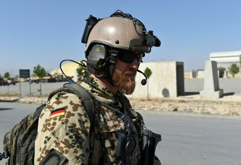 Berlin will wieder mehr Soldaten nach Afghanistan schicken (© 2015 AFP)