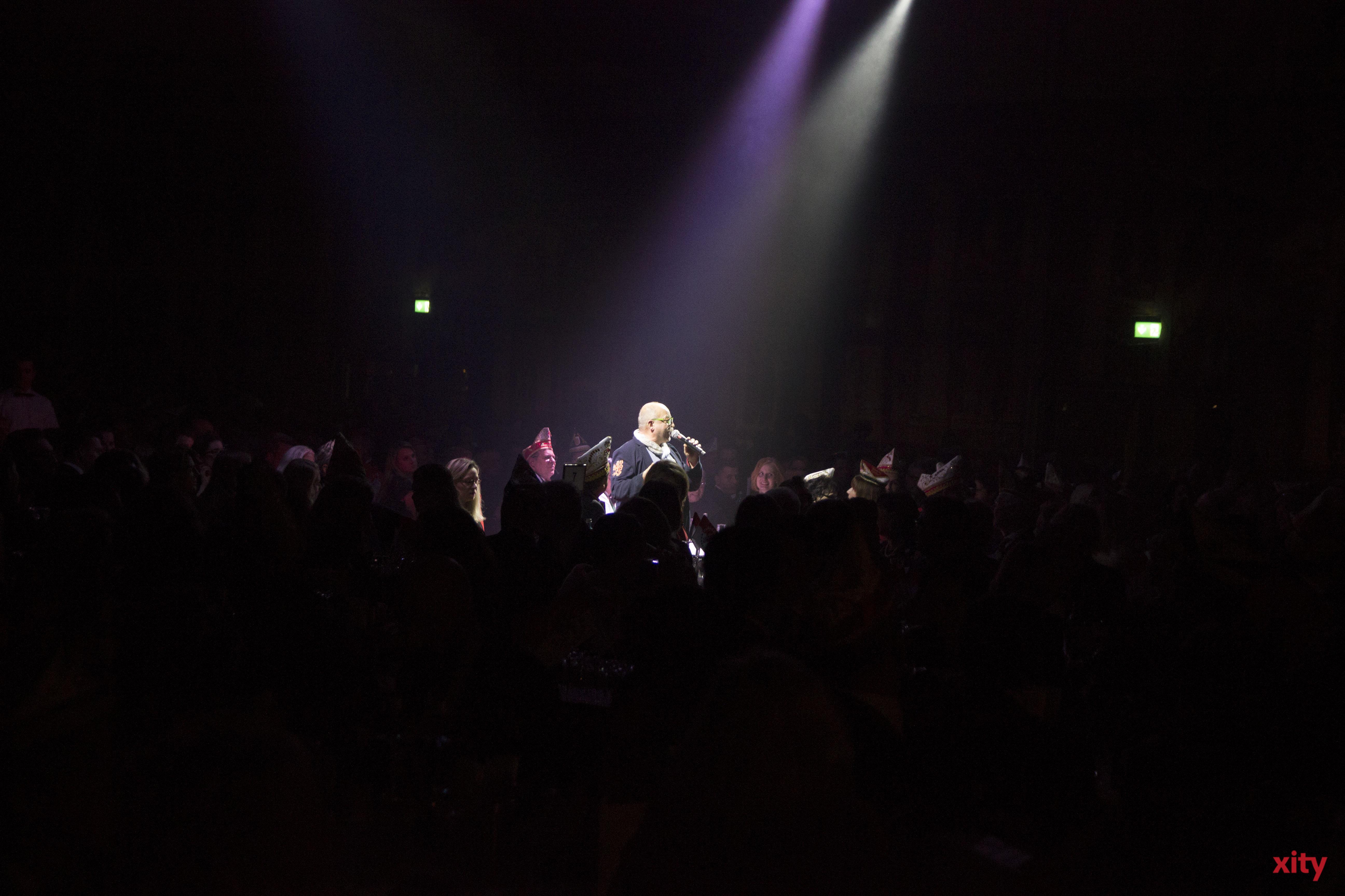 Vor der Kürung spielten Düsseldorfer Musiker auf (Foto: xity)