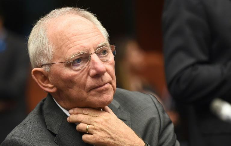 Schäuble für Diskussion über Bundeswehr-Einsatz im Inland (© 2015 AFP)