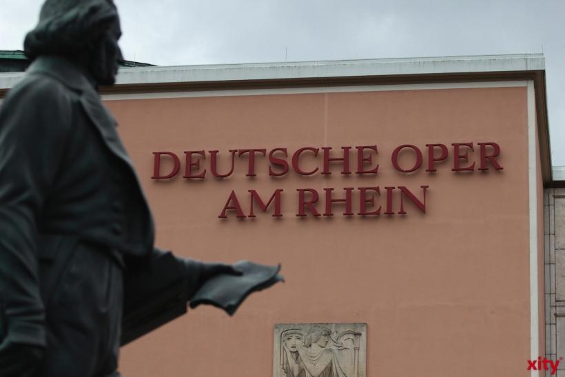 Oper und Ballett am Rhein im Dezember 2015 (Foto: xity)