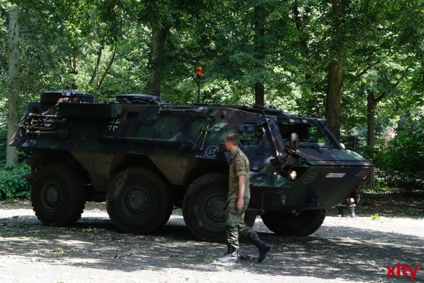 Reservisten für Wiedereinführung der Wehrpflicht(Foto: xity)