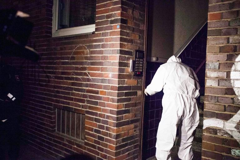 Familientragödie mit vier Toten in Hannover (© 2015 AFP)